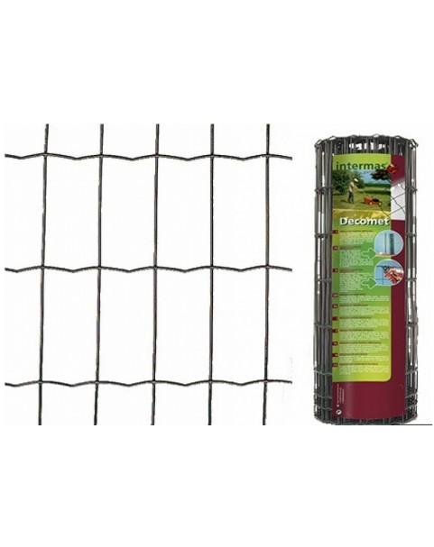 Nortene - Оградна мрежа Decomet 100 - 1 х 25 м