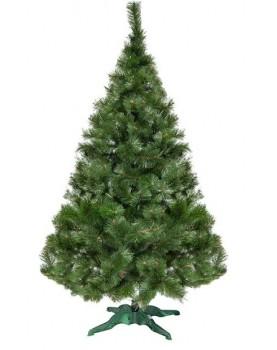 Коледна елха - Жилкова - тъмно зелена - 220см