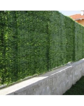 Изкуствено озеленяване за огради - модел Бор - 1.50 х 3.00 м