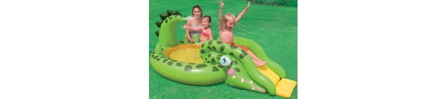 Детски водни центрове