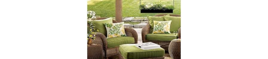 Мебели от лят ратан