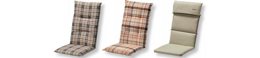 Възглавници за стол двойни