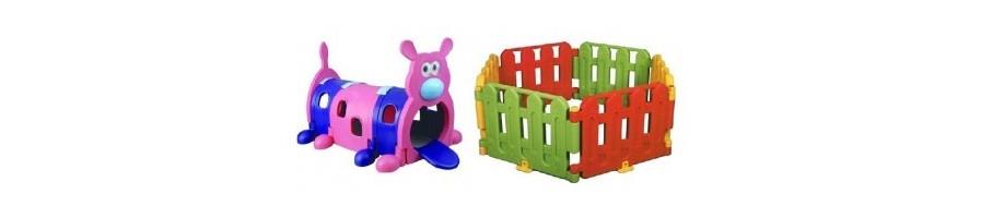 Детски огради и тунели