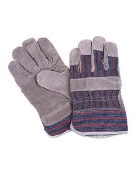 Ръкавици телешка кожа сиви /GULL/