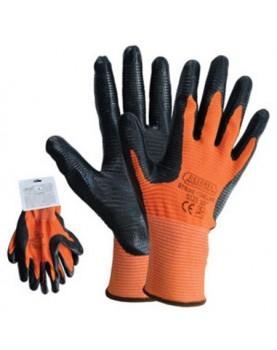 Ръкавици топени в латекс STRIKE /с възможност за окачване/