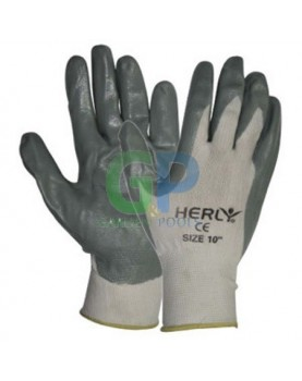 Ръкавици топени в латекс /HERLY/