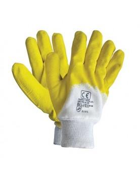 Ръкавици топени в латекс /GLORY/