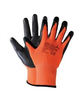 Ръкавици топени в латекс /NEW STAR/