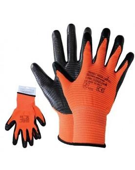 Ръкавици топени в латекс NEW STAR /с картонче/