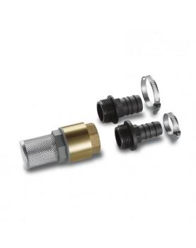 Kärcher - Смукателен филтър с възвратен клапан Premium, 3/4 цола + 1 цола