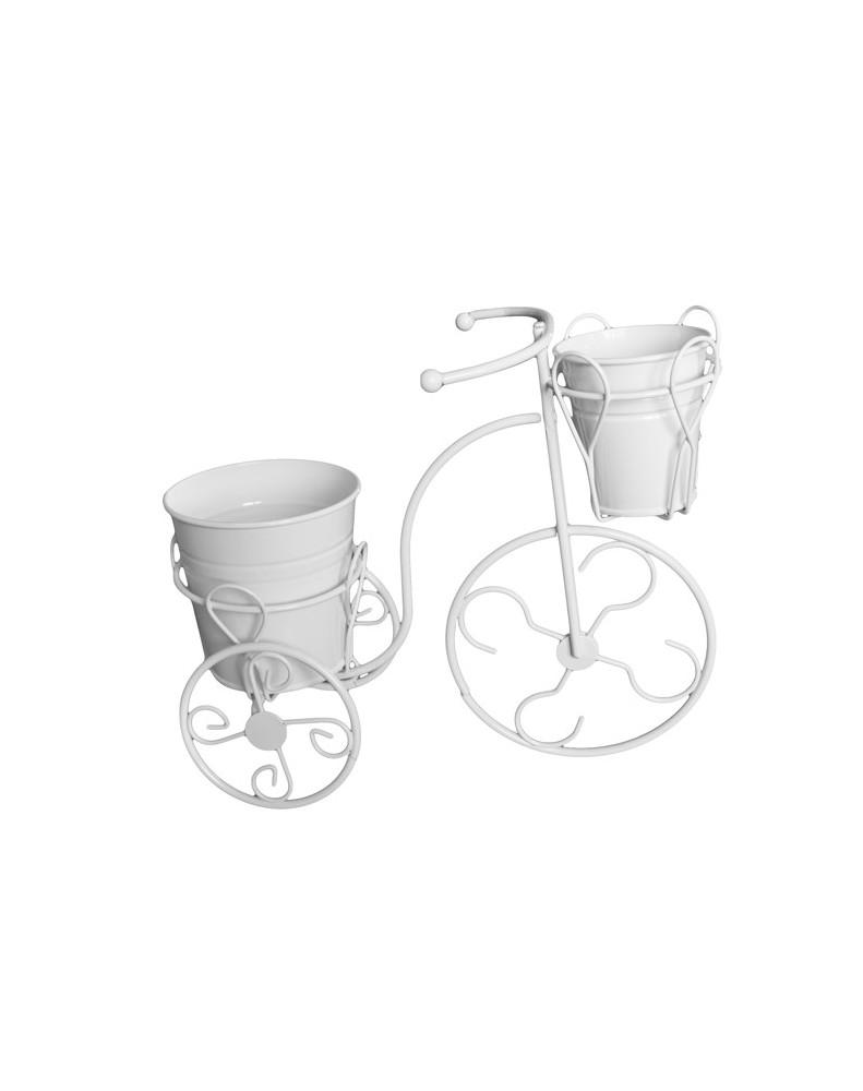 Feronya - Декоративен велосипед с две саксии малък FE-003