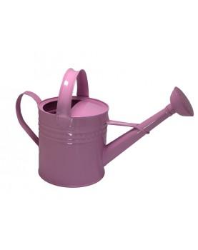 Feronya - Метална декоративна лейка 5lt. розова 5006