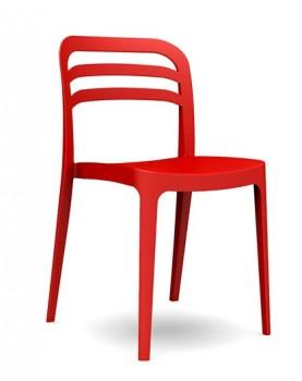 """Novussi - Стол """"ASPEN"""" червен (D011)"""