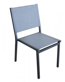 Стол GLORY - сив (G1060-CS/DG)