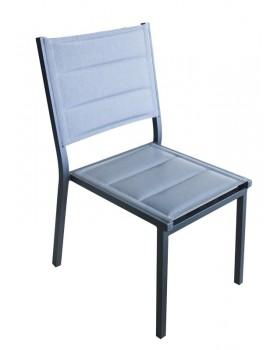 Стол GLORY COMFORT - сив (G1060-LG)