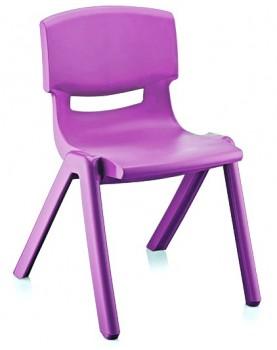Детско столче Джъмбо (CM-505) - лилаво