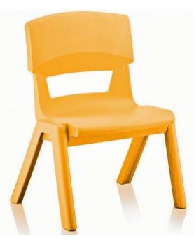 Детско столче Джъмбо малко (CM-500) - жълто