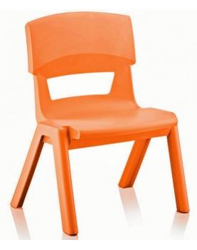 Детско столче Джъмбо малко (CM-500) - оранж