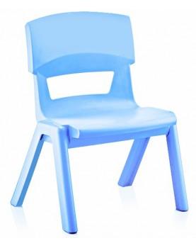 Детско столче Джъмбо малко (CM-500) - светло синьо