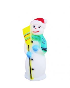 Снежен човек малък, S