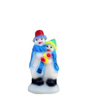 Снежен човек Влюбен