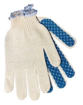 Ръкавици памучни с PVC...