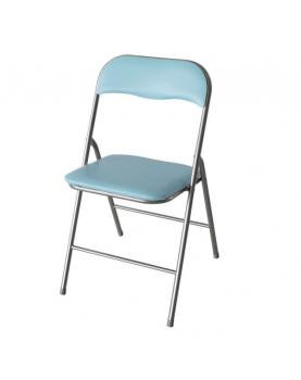 Сгъваем стол Paris син KC-C3