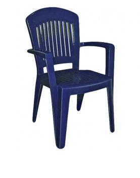 Пластмасов стол Aspendos - син