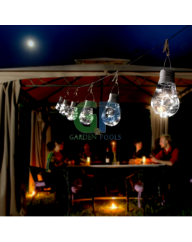 Nortene - Соларна лампа с...