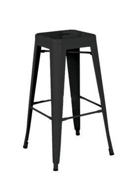 Метален бар стол 43 x 43 x...
