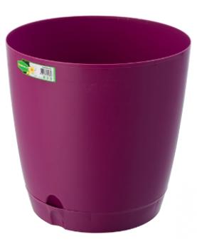 Саксия цветна №3 3L виолет...