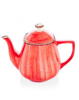 Gural Porselen - Red Чайник...