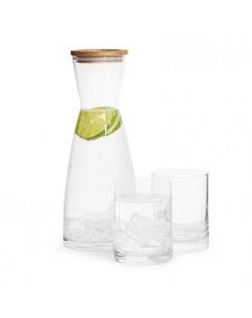 Sagaform - Гарафа с 2 чаши...