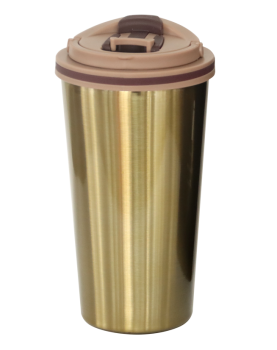 CN-Термочаша 500ml златна...
