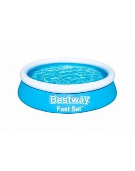Bestway - Надуваем басейн...