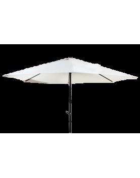 Чадър 3.0m бял...