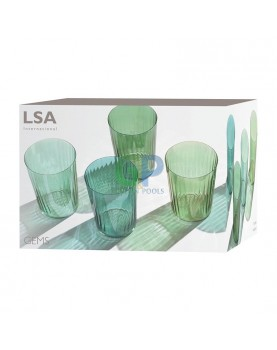Lsa - Чаши Gems 0,560л 4бр....