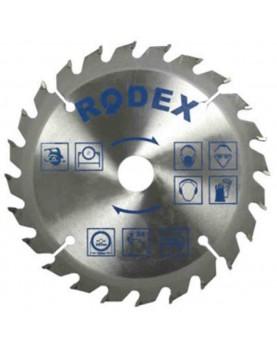 Rodex - Диск за цуркуляр 80...