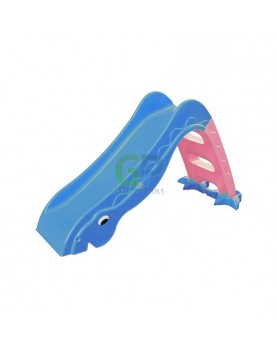 Детска пързалка Дино - Синя