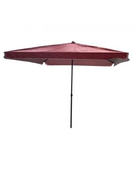 Градински чадър W-S026 червен