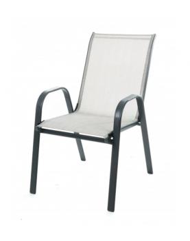 Градински стол SC-092 сив