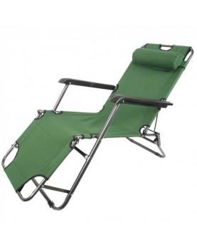 Плажен стол TLH-3068G зелен