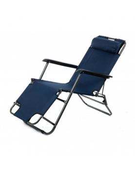 Плажен стол TLH-3068G тъмно...