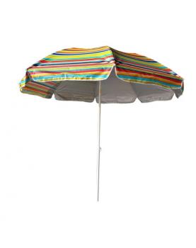 Плажен чадър WH002-3-Stripe...