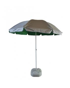 Плажен чадър WUB12 зелен...