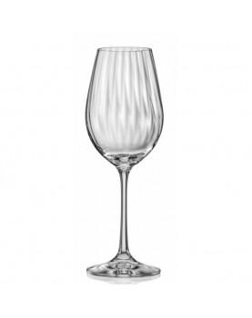 Стъклена чаша за вино 350мл...