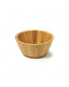 Бамбукова купа 20см (LJ-W0011)