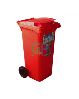 Пластмасов кош за отпадъци...
