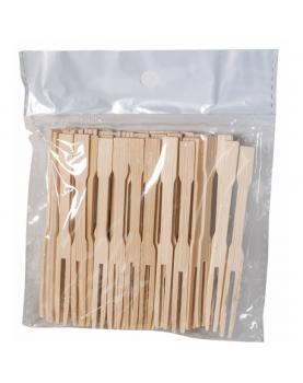 Бамбукови вилички 8,5см...
