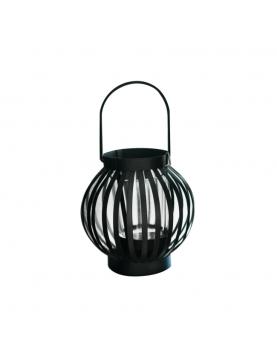 Декоративен фенер черен...